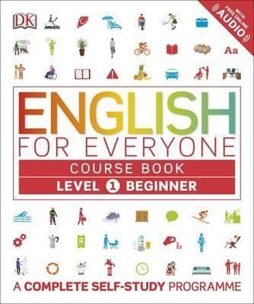 English For Everyone Level 1 Beginner Course Book D&R Kültür