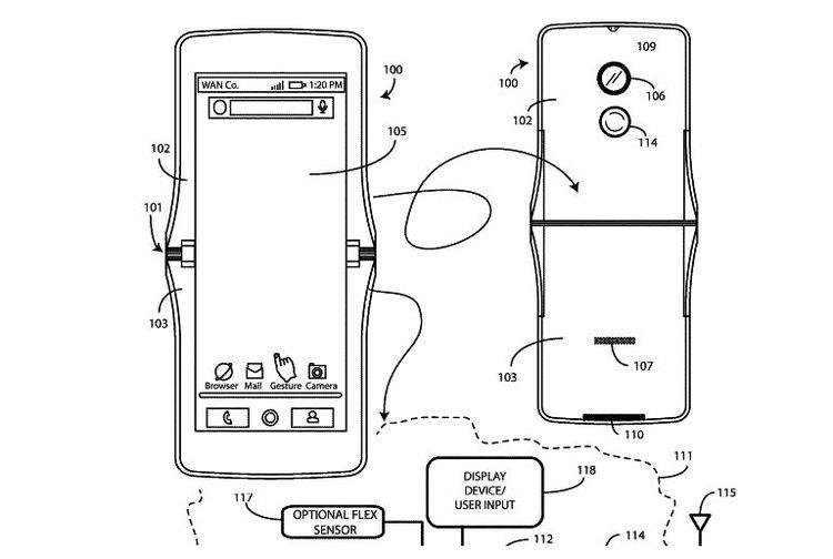 Motorola Razr: Legendäres Klapphandy kehrt mit faltbarem
