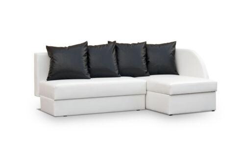 corner sofa bed east london garden table leather ebay beds