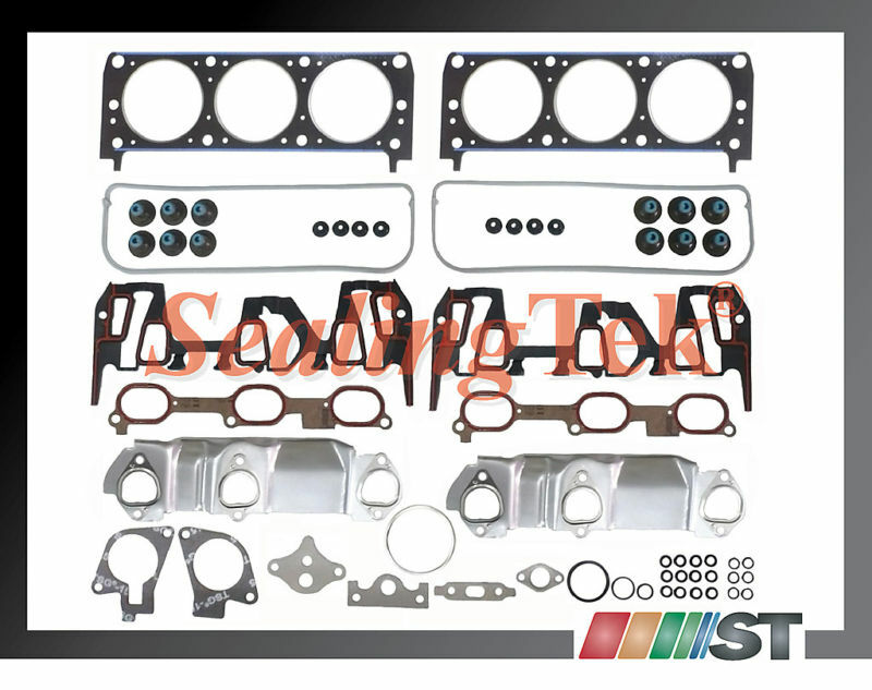 Pontiac Gaskets Grand Intake Prix 2000 Upper
