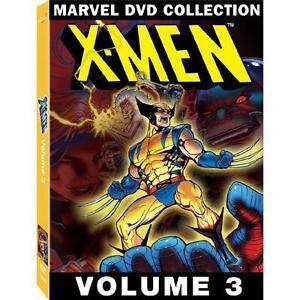 Marvel Comic Book Collection: X-Men, Volume 3 (DVD, 2009, 2-Disc Set)