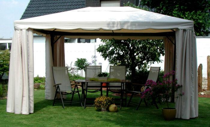 Pavillon Aus Metall Bei EBay