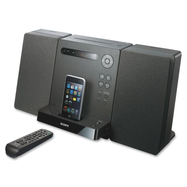 Ipod Docking Station Stereo System