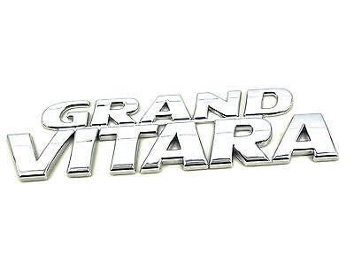 Suzuki Vitara Emblem / Logo