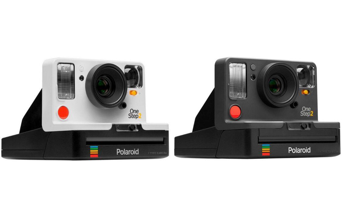 Polaroid OneStep 2 VF Sofortbildkamera integrierter Blitz i-Type Selbstauslöser