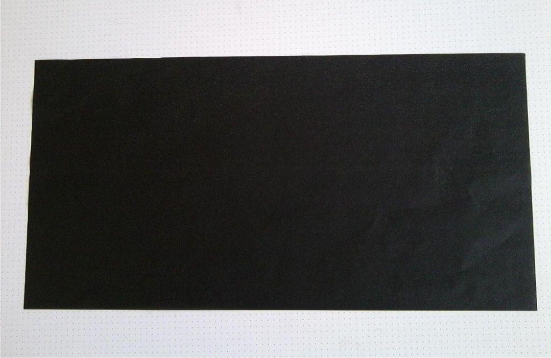 1 BOGEN DIN/A1 (85 x 60 CM) KOHLEPAPIER - PAUSPAPIER - DURCHSCHREIBEPAPIER