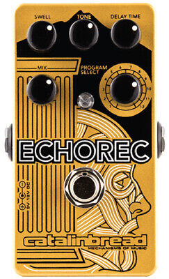 Catalinbread Effects Pedal, ECHOREC, Brand New in Box