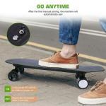 "CAROMA 27"" Electric Skateboard 350W Dual Motors 10 Mile Range Longboard USA"