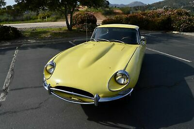 1967 E-Type S1/1.5 4.2 FHC Starts & Runs - A Great Recommisioning Project