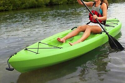 Lifetime Tioga 10' Sit-On-Top Kayak (Paddle Included) s
