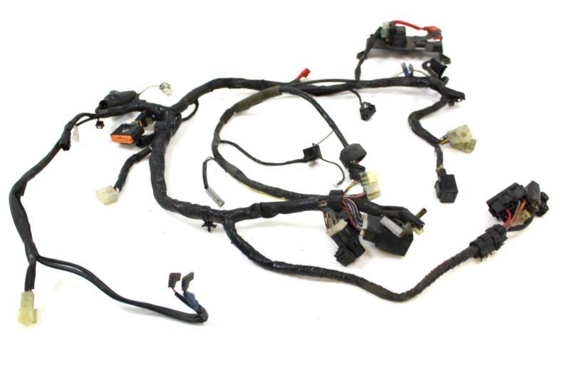 2009 Yamaha Fz6 Main Engine Wiring Harness Motor Wire Loom