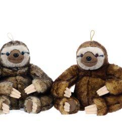Neal Sofaworks Teddy Sectional Sofas Phoenix Arizona New 12 Quot Wild Republic Plush Cuddlekins Sloth Cuddly Soft