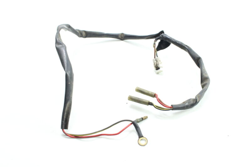1990 Kawasaki Kdx200 Tail Brake Lamp Light Harness Wire