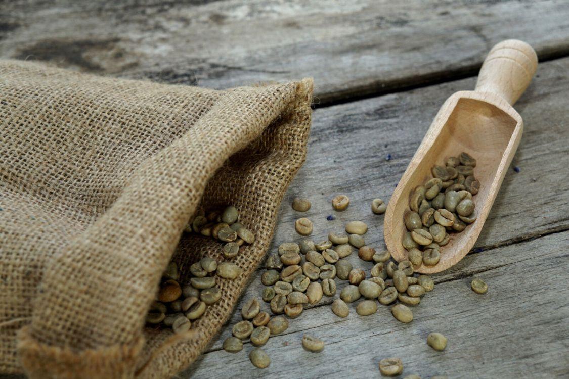 1 kg Arabica Rohkaffee - Grüner Kaffee roh Spitzenkaffee Kaffeebohnen grün