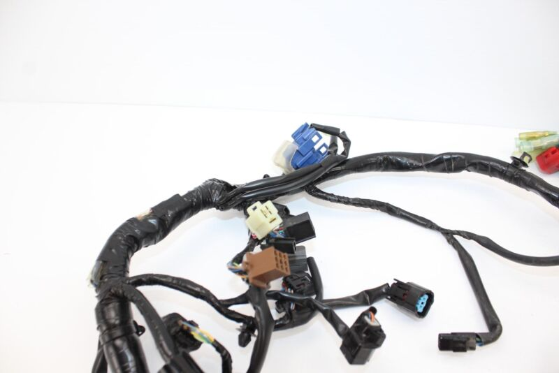 11-13 HONDA CBR250R MAIN ENGINE WIRING HARNESS MOTOR WIRE