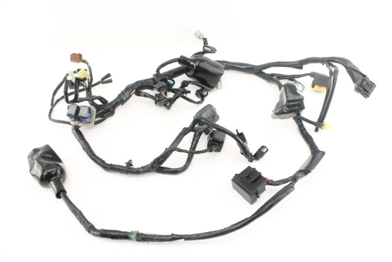 11-13 HONDA CBR250R OEM MAIN ENGINE WIRING HARNESS MOTOR