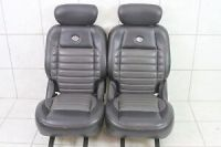 Ford F150 Harley Davidson 2nd Row Leather Captains Chairs ...