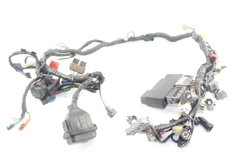 04-05 HONDA CBR 1000 RR HARNESS MAIN ENGINE WIRING MOTOR
