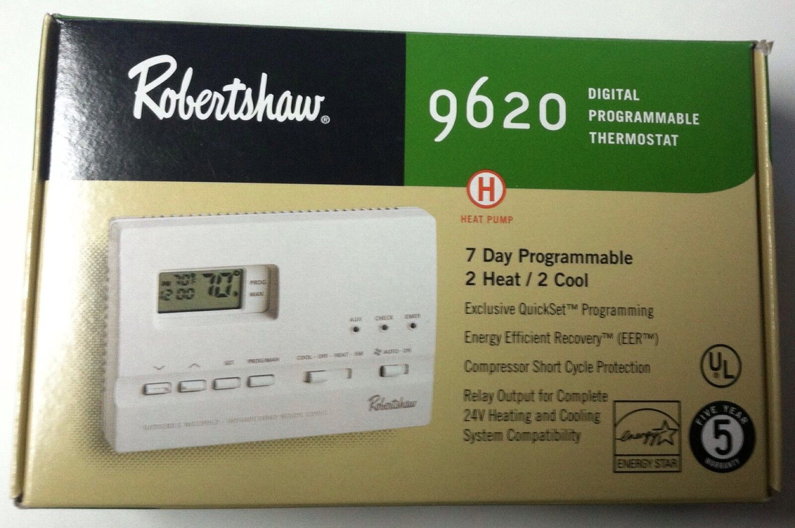 Robertshaw Thermostat Covers Heat Pump Wiring Diagram