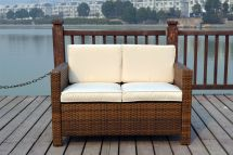 Twins Outdoor Wicker Patio Furniture Sets