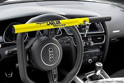 Kleinmetall CARLOK DELUXE Auto Diebstahlsicherung Lenkradkralle Absperrstange