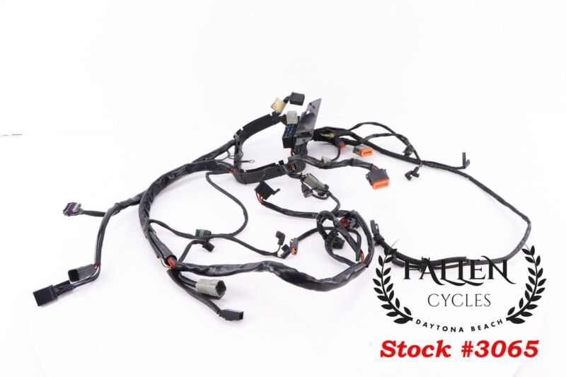 2005 Harley Softail Heritage Classic Wiring Wire Harness