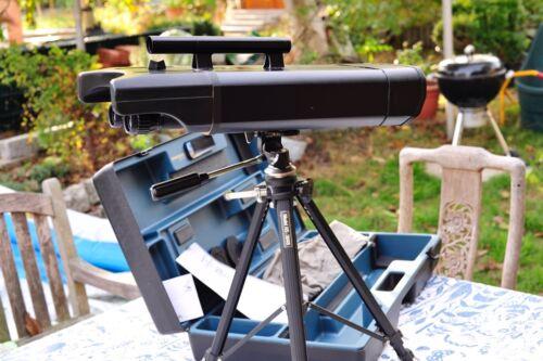Swarovski 30x75 Spektiv Doppel-Teleskop Doppel-Fernrohr mit Koffer und Stativ