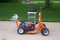 How to Build a Bar Stool Racer | eBay
