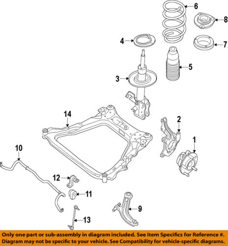 2003 Nissan Altima Rear Suspension Diagram