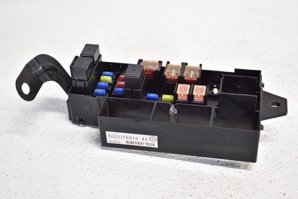 medium resolution of details about 2004 subaru impreza wrx sti engine fuse box relay panel