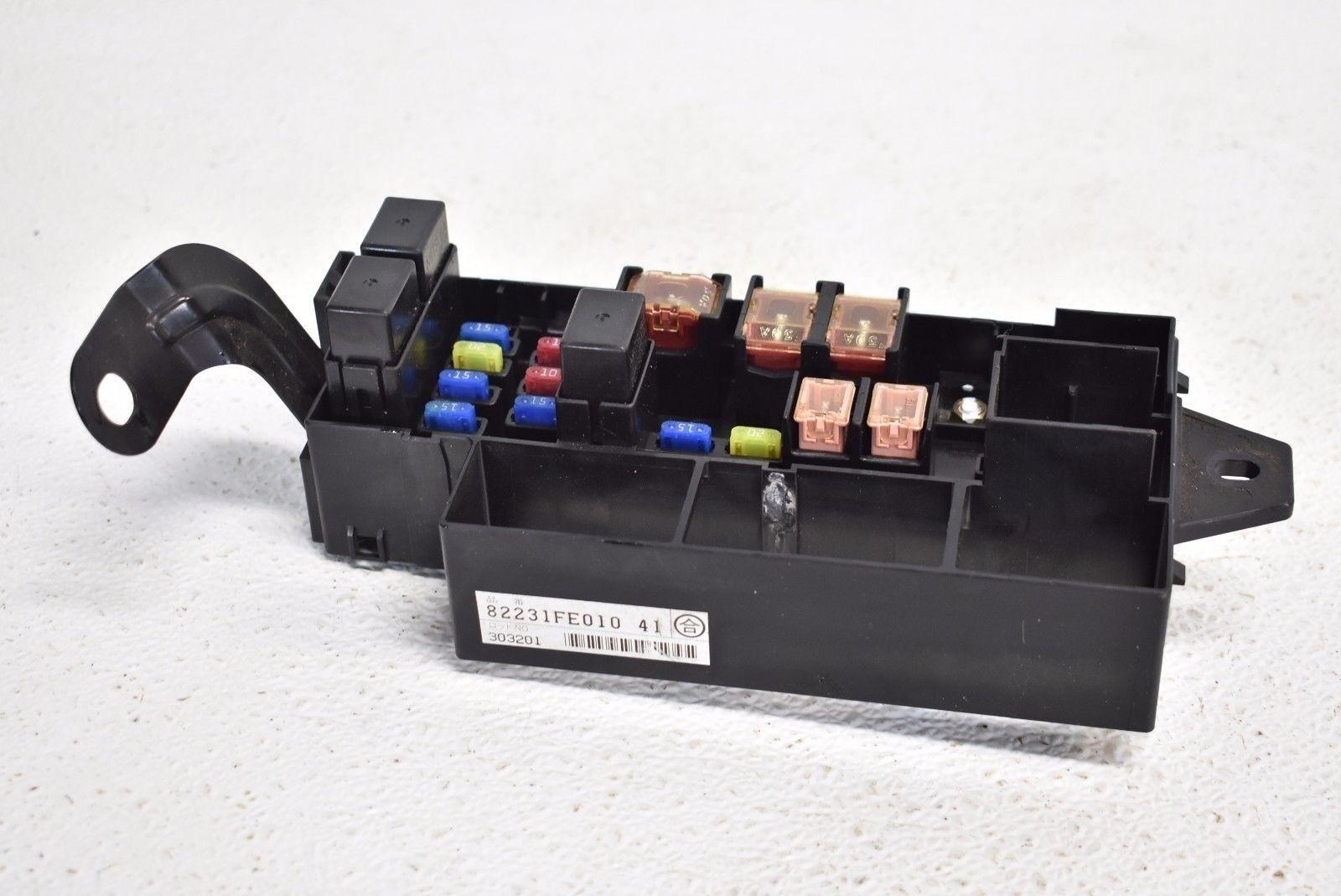 hight resolution of details about 2004 subaru impreza wrx sti engine fuse box relay panel
