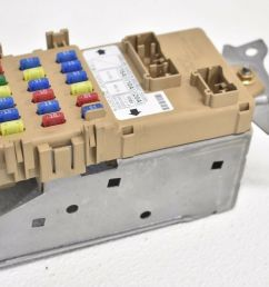 details about 2005 2007 subaru impreza wrx or sti interior fuse relay box panel 05 07 [ 1600 x 1069 Pixel ]