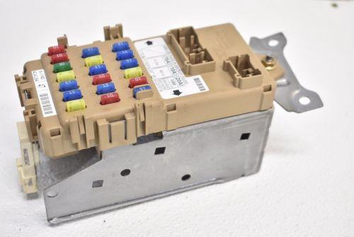small resolution of details about 2005 2007 subaru impreza wrx or sti interior fuse relay box panel 05 07