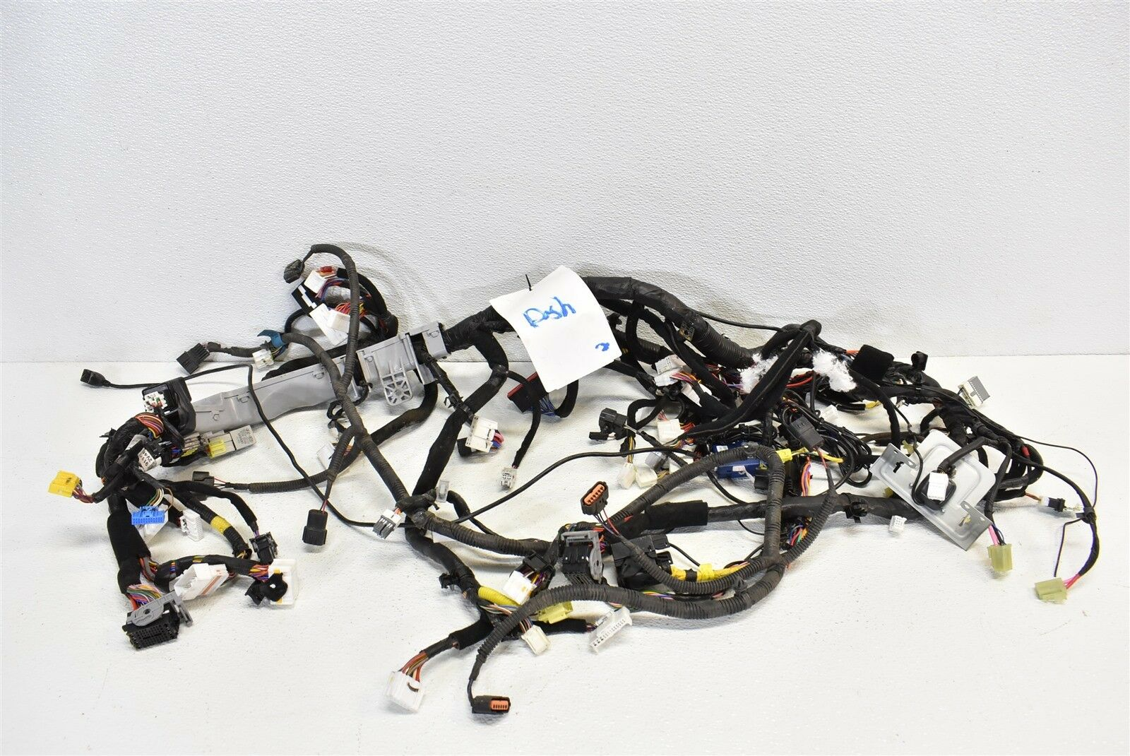 hight resolution of details about 2016 hyundai veloster turbo dash wiring harness 16