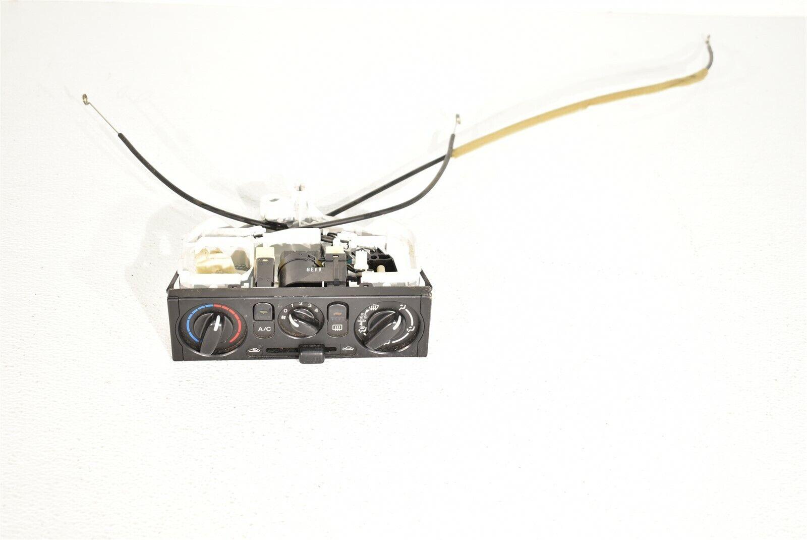 99-05 Mazda Miata Mx5 Climate Temperature Hvac Control Fan