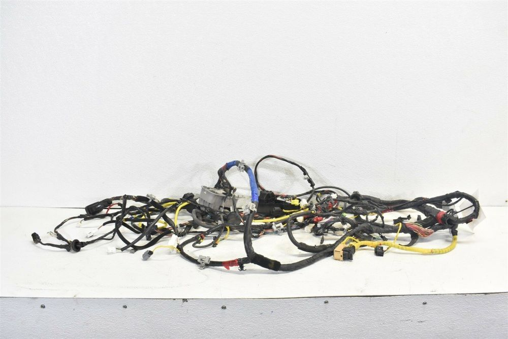medium resolution of details about 2013 hyundai veloster turbo floor wiring harness wires wire 91508 2v554 13