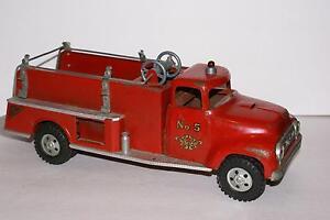 Vintage Toy Truck Ebay