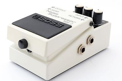 Boss NS-2 Noise Suppressor Guitar Effect pedal Made in Taiwan [Exc++] #649891