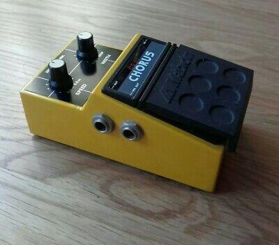 Maxon CS01 Japan 1985 Stereo Chorus guitar effects pedal Vintage MIJ (Ibanez)