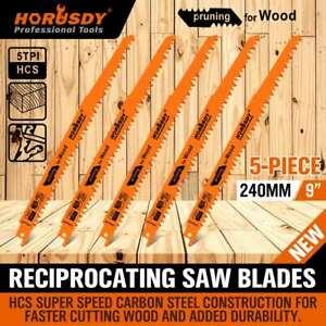 Green Wood Sawzall Blade