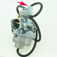 Honda Recon 250 Rear Axle Diagram Swm 16 Trx Tm Carburetor Fourtrax Trx250 2002
