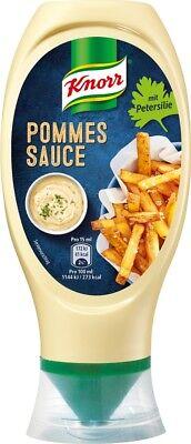 (1000ml=5,33€) Knorr Pommes Sauce - Pommes Frites Sauce - 430 ml