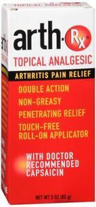 arth rx topical analgesic