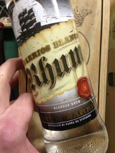 2x0,7l  Rhum weiss 40% ehemalige Zollbeschlagnahme beste Schmuggler qualität Rum