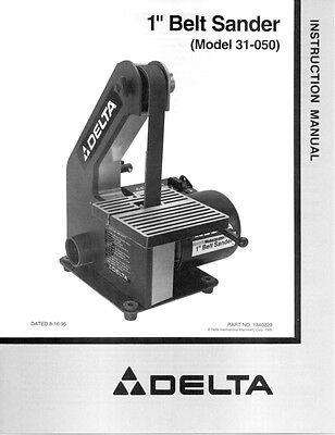 Delta 31 250 Drum Thickness Sander