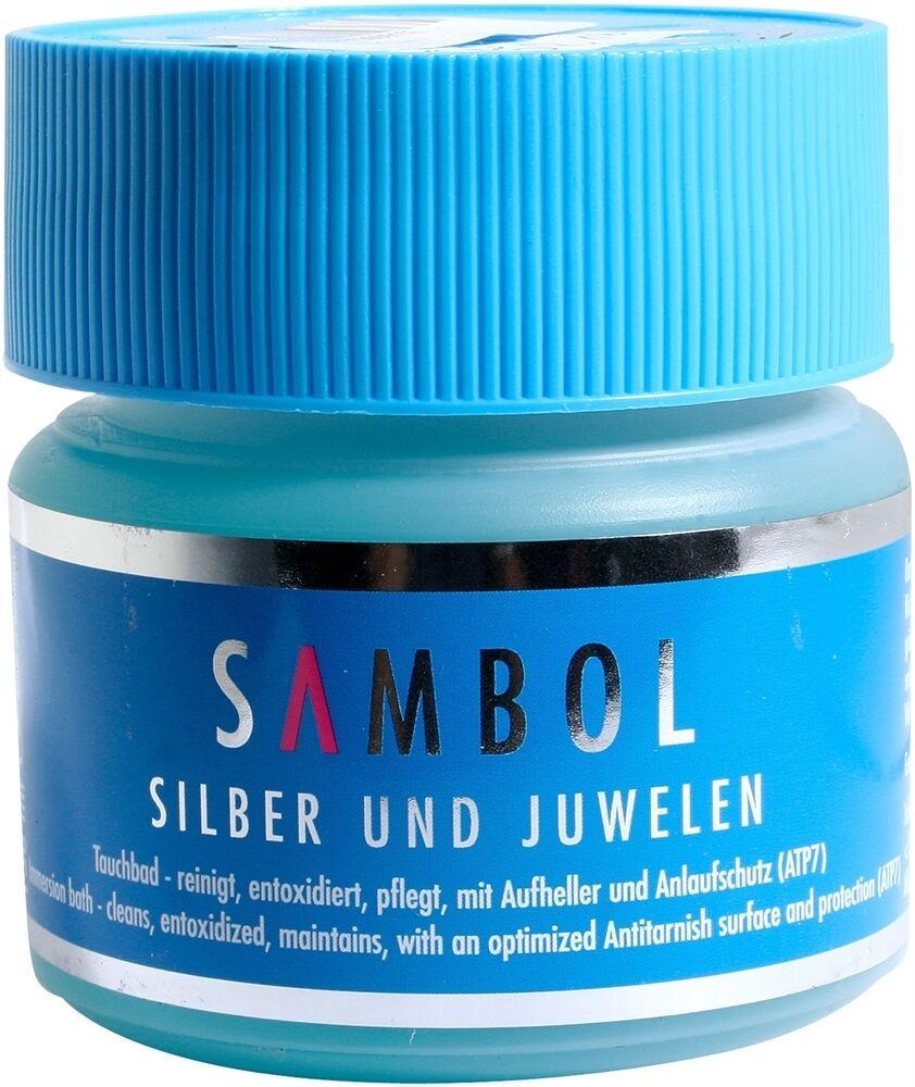 Sambol Silber Tauchbad 150ml Silberreiniger Silberputzmittel 0152