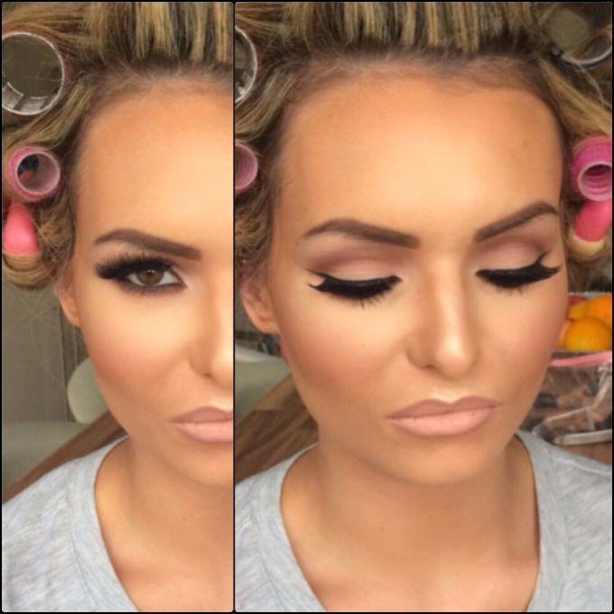 mac freelance hair and makeup artist. instagram