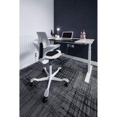 Hag Posture Chair White Adirondack Chairs Plastic Capisco Puls 8010 In Eccles Manchester Gumtree