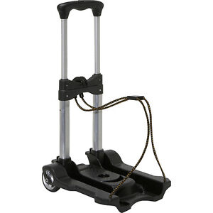 Samsonite Travel Accessories Luggage Cart - Black Luggage Accessorie NEW