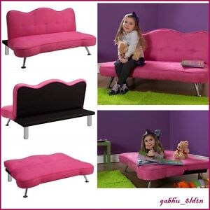 sofa bed for child phoenix large recliner kids lptfamilyhome com pink girls futon sleeper couch lounge chair chaise play room